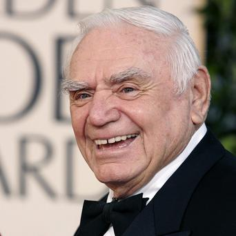 Oscar-winning American actor Ernest Borgnine has died (AP)