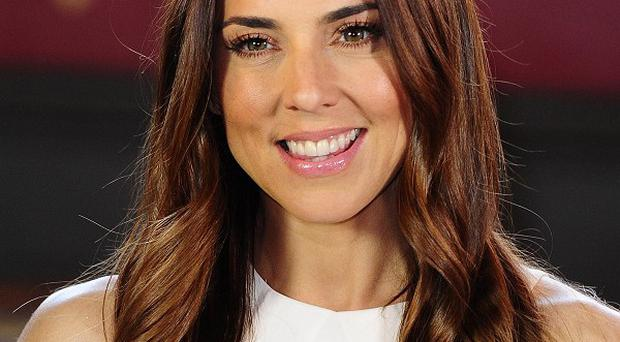 Mel C is mum to three-year-old Scarlet