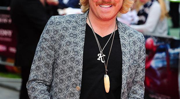 Keith Lemon's TV shown gave away a puppy as a prize