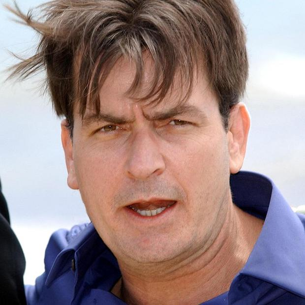 Charlie Sheen has revealed how he took steroids for his role in the 1989 movie Major League