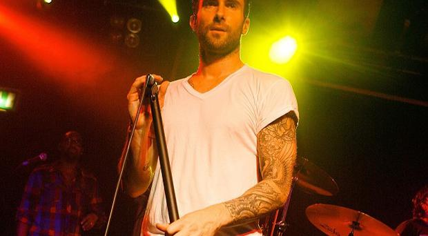 Maroon 5 have reclaimed the number one spot in the singles chart
