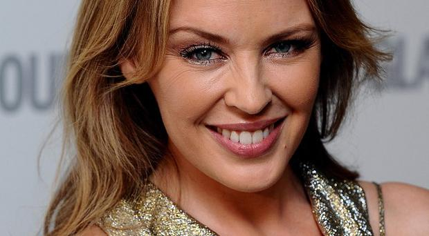 Kylie Minogue was due to headline the Hyde Park concert celebrating the music of Pete Waterman