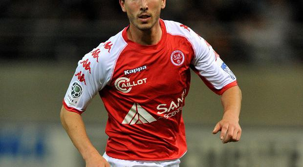 Romain Amalfitano was previously with French outfit Reims