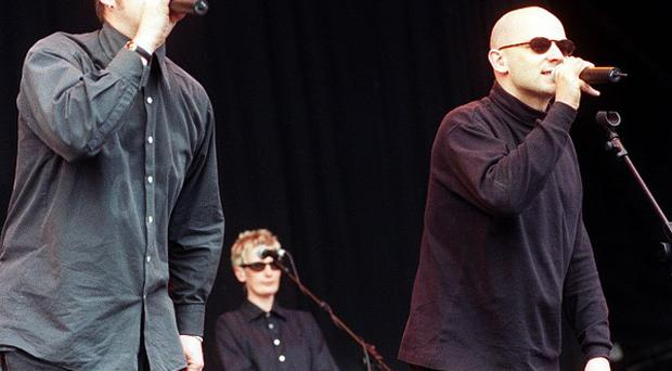 Chumbawamba hit the headlines when band member Danbert Nobacon threw a bucket of water over John Prescott at the Brits