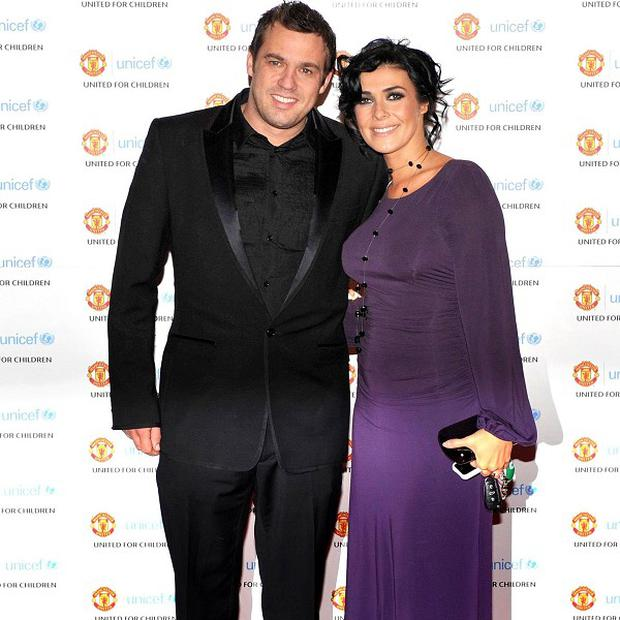 Kym Marsh and Jamie Lomas have set their wedding date