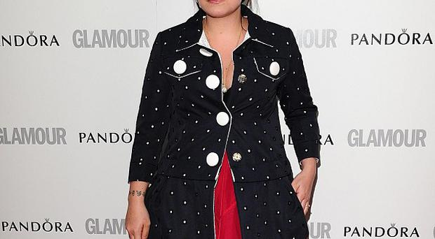 Lily Allen reported comments made on Twitter to the Ministry of Defence