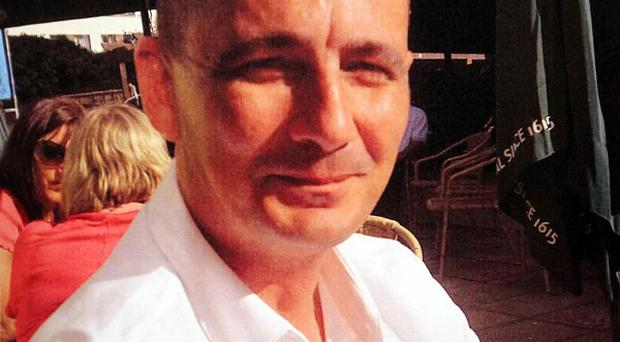 Pc Ian Dibell was shot dead in Clacton, Essex