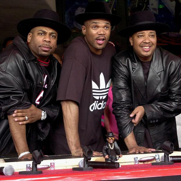 Run-DMC's remaining two members will reunite for a Texas festival in November