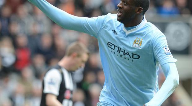 Yaya Toure feels stability is key for Manchester City