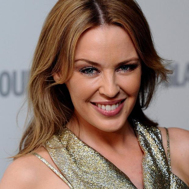 Kylie Minogue was due to sing at the concert celebrating Pete Waterman's music