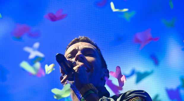 Coldplay are to launch a comic book series about the character who inspired their last album