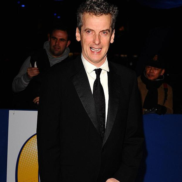 Peter Capaldi is back as Malcolm Tucker in a new series of The Thick Of It