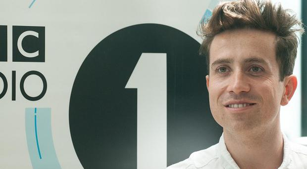 Nick Grimshaw was 'abandoned' in the studio during a Chris Moyles prank