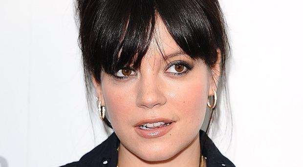 Lily Allen reported a soldier's tweet she deemed to be racist