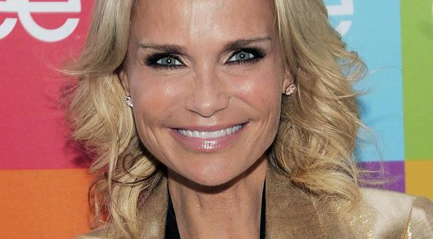 Kristin Chenoweth was injured on the set of The Good Wife (AP)