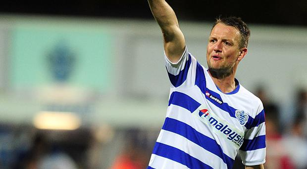 Clint Hill is prepared to fight for his place at QPR