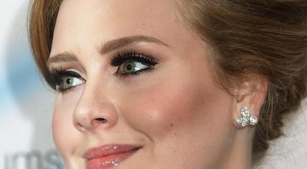 Adele earned 23 million pounds between May 2011 and the same month this year