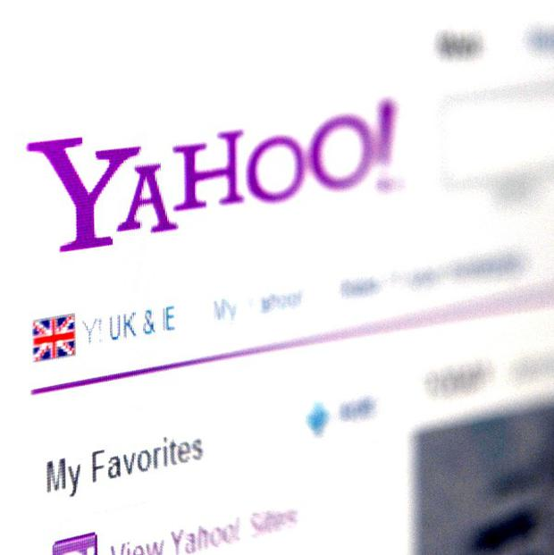 Yahoo said hundreds of thousands of users' email addresses and passwords have been leaked because of a security breach