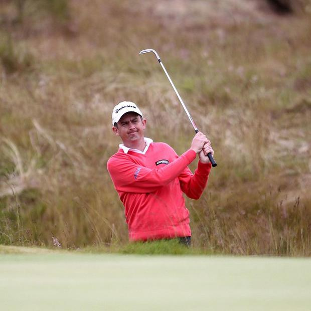 Peter Lawrie shot a 66 on day one of the Scottish Open