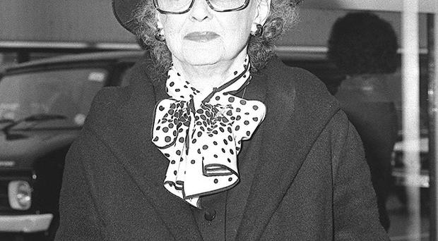 Bette Davis starred in the original What Ever Happened To Baby Jane?
