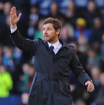 Andre Villas-Boas believes Spurs can push on next season