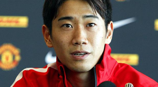 Shinji Kagawa is expected to provide additional creativity at United