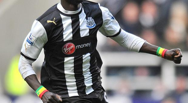 Papiss Cisse will not be representing Senegal in the Olympics