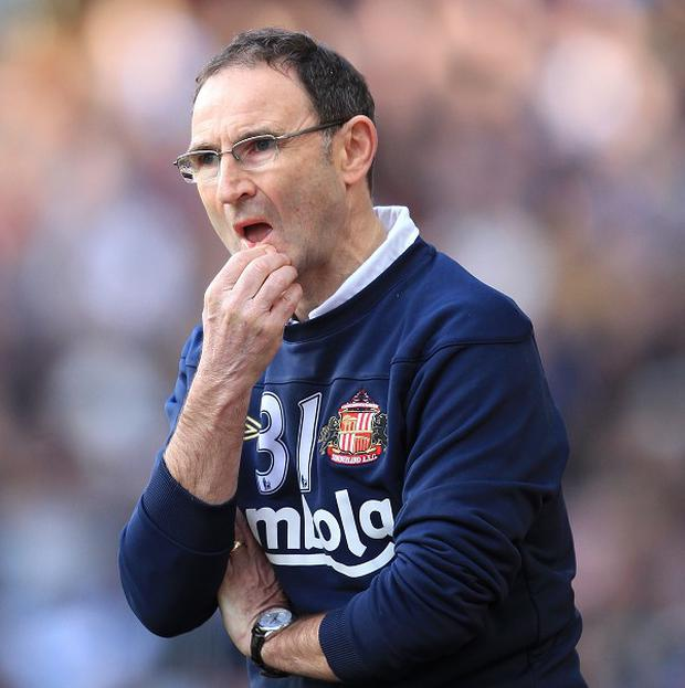 Martin O'Neill will wait until after the Peace Cup to strengthen his squad