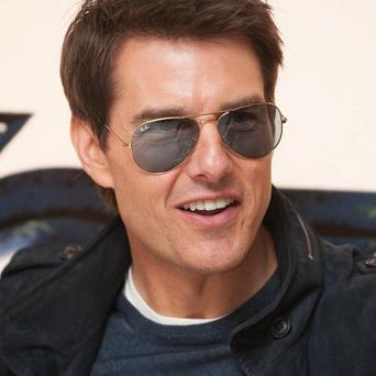 Tom Cruise's on-screen chemistry with his co-star is just acting, says his rep