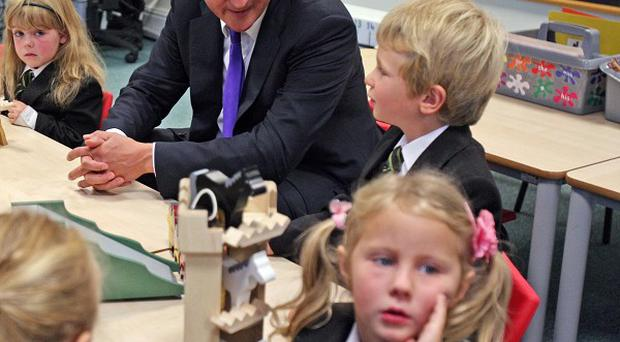 David Cameron has revealed that 102 further free school applications have won approval
