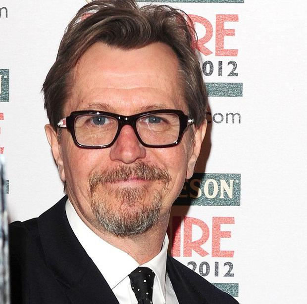 Gary Oldman thought he had lost his precious script