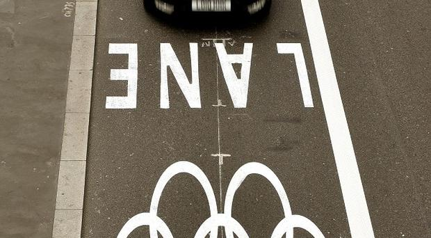 A legal challenge to road closures during the Olympics has been dropped