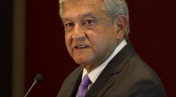 Andres Manuel Lopez Obrador wants the result of the presidential election in Mexico to be declared invalid (AP)