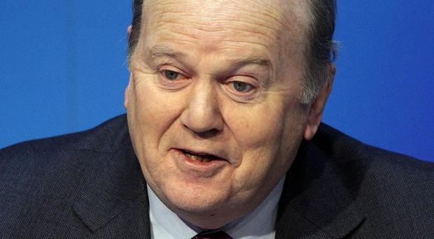Michael Noonan has said the Irish economy grew 'significantly' in comparison to other European countries