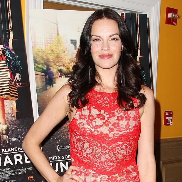 Tammy Blanchard was left exhausted by Broadway musical How To Succeed In Business