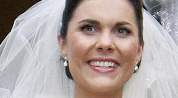 Michaela McAreavey was found strangled as she honeymooned in Mauritius