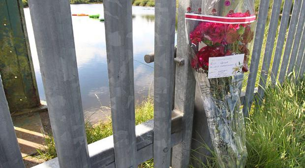 Creggan Country Park in Derry where Conor McCafferty lost his life