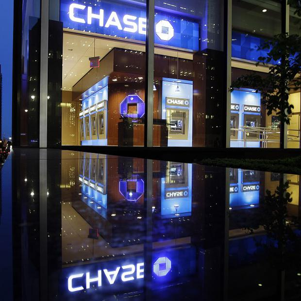 JP Morgan Chase says its losses from a trading bluder have more than doubled to £2.8bn(AP)