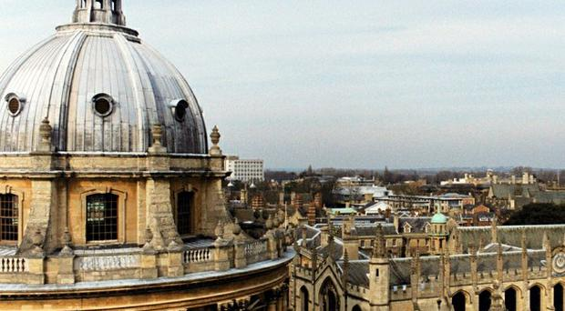 Oxford University is using aptitude tests to identify the strongest applicants