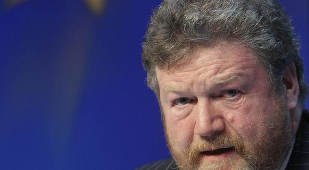 Dr James Reilly made a Dail statement in an effort to set the record straight