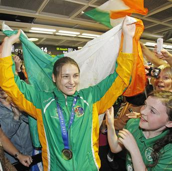 Katie Taylor keeping low profile ahead of London Games