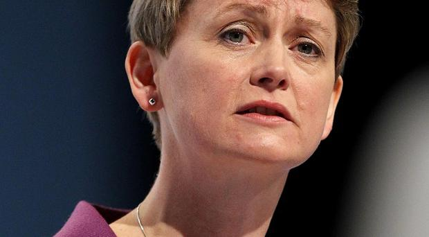 Yvette Cooper said worsening results on foreign criminals were not the fault of the Human Rights Act or the courts, but the Government's failure to get policy right