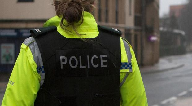 The Police Service of Northern Ireland is investigating an alleged rape in Belfast city centre