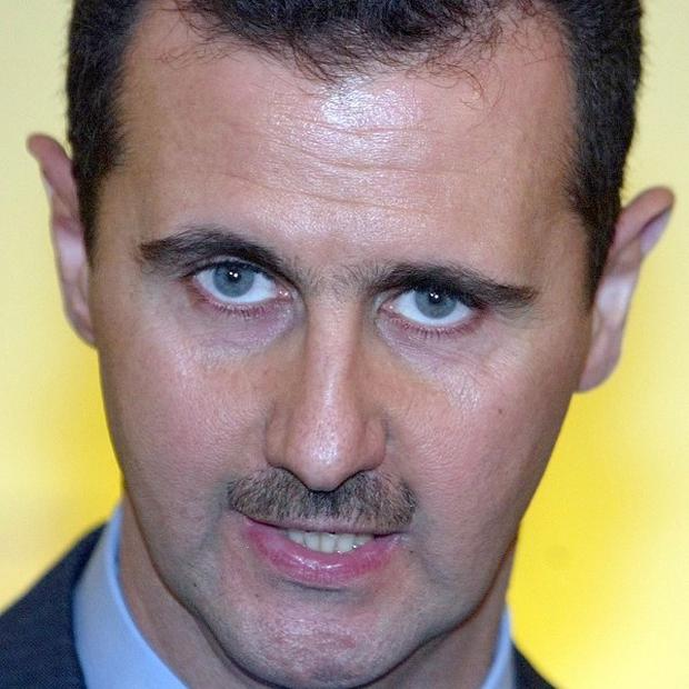 President Bashar Assad has come under repeated pressure as the killings in Syria continue
