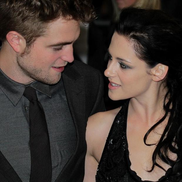 Robert Pattinson and Kristen Stewart joined the Comic-Con line-up