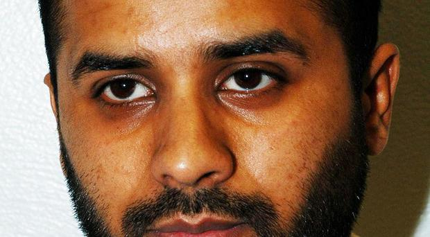 Habib Ahmed, an al Qaida terrorist who is back in prison after breaking the terms of his licence