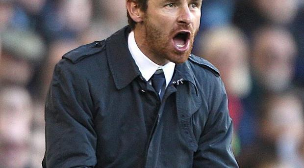 Andre Villas-Boas is excited by the future at Spurs