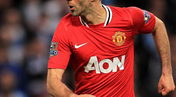 Ryan Giggs, pictured, is taking the opportunity to learn as much as possible from Stuart Pearce