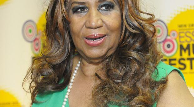 Aretha Franklin would like to be an American Idol judge