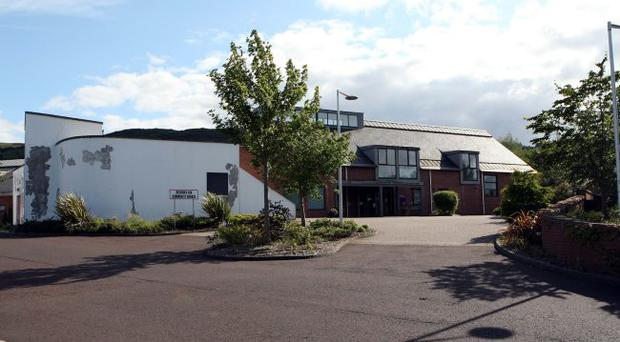 The Northern Ireland Children's Hospice, which may end up with a cemetery next door to it